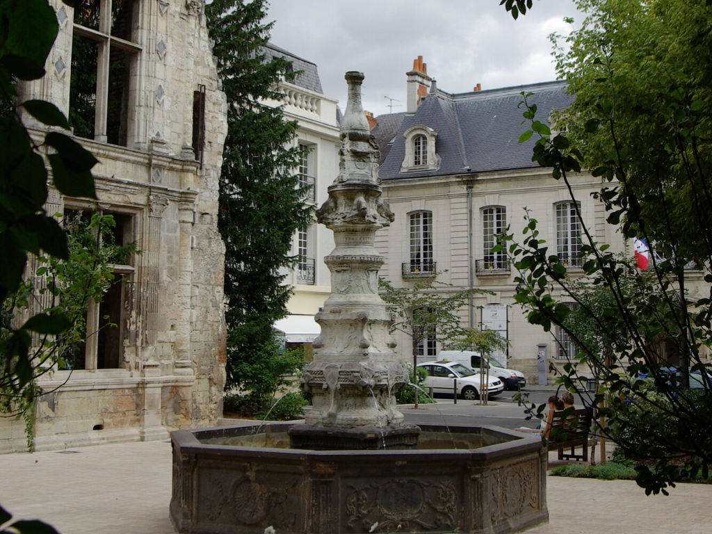 La Fontaine Nomade